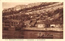 Besançon Braun 2649 Le Passeur Tarragnoz Mazagran - Besancon