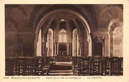 Besançon Braun 2656 Saint St Ferjeux - Besancon