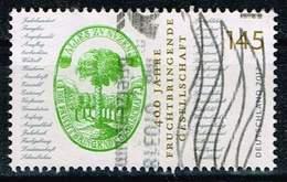 Bund 2017, Michel# 3328 O 400 Jahre Fruchtbringende Gesellschaft - [7] Federal Republic