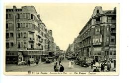 La Panne - Avenue De La Mer - De Panne - Zeelaan / Dohmen 84 - De Panne