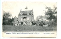 Tieghem - Châlet Op De Helling Des Heuvels, Te Huren / Van Cortenbergh Fils - Anzegem