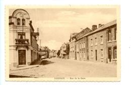 Bertrix - Rue De La Gare - Bertrix