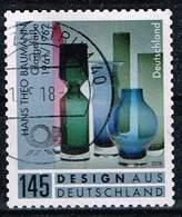 Bund 2017, Michel# 3330 O Selbstklebend, Self-adhesive Design In Deutschland - BRD