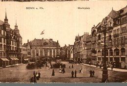 ALLEMAGNE  BONN  MARKTPLATZ - Bonn