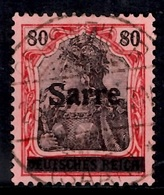 Sarre YT N° 16 Oblitéré. B/TB. A Saisir! - 1920-35 League Of Nations