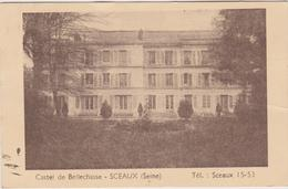 92 Sceaux  Castel De Bellechasse - Sceaux