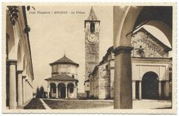 Lago Maggiore Baveno La Chiesa - Unused - A Conti - Italy
