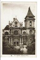 CPA - Carte Postale -FRANCE - Dieppe - Eglise St Remy -VM720 - Dieppe