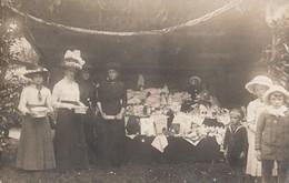 ETAINHUS: Carte Photo De La Kermesse 1913 - Other Municipalities