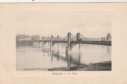 Loiret - JARGEAU - Le Pont - Non écrite - Jargeau
