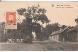 BEVERLOO UNE ALLE DE BOURG-LEOPOLD - Leopoldsburg (Kamp Van Beverloo)
