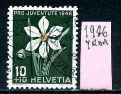 SVIZZERA - HELVETIA - Year 1946 - Viaggiato - Traveled - Voyagè - Gereist. - Usati