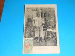 """La Réunion ) - N° 61 """" Un Boy """"  - Annèe 1912 - EDIT :L.A.G - La Réunion"""