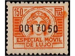 SPAIN: FISCALES POSTALES - Spain