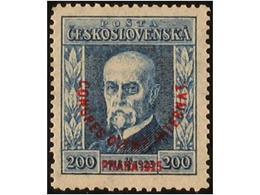 CZECHOSLOVAKIA - Czechoslovakia