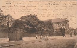 LIEGE ECOLE NORMALE - Luik