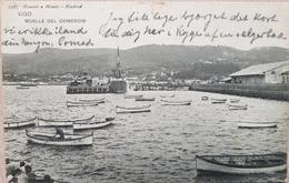 Spain Vigo Muelle Del Comercio 1907 - Spain