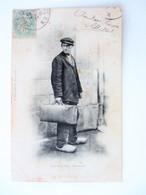 MONTLUCON - Type De La Rue GRIGNOLET Edit. J. Moro Opticien A Montlucon - Voyagée En 1907 - Montlucon