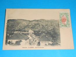 """La Réunion ) Saint-denis - Bas De La Rivière """" Vue Générale """" - Annèe 1912 - EDIT : O. Du Mesgnil - Saint Denis"""