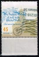 Bund 2018, Michel# 3360 O 200 Jahre Gründung Der Uni Bonn - [7] Federal Republic