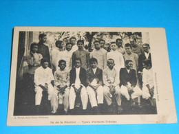 La Réunion ) Types D'anfents Créoles - Annèe 1912 - EDIT : Docité - Saint Denis