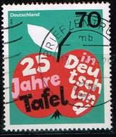 Bund 2018, Michel# 3361 O 25 Jahre Tafel In Deutschland - [7] Federal Republic