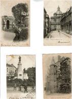 LILLE LOT De 7 CPA Pionniers -Voyagees 1903 - Lille