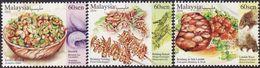 Malaysia 2019-2 Exotic Food MNH Fauna Marine Life Insect - Malesia (1964-...)