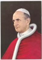Pope Paul VI, Postcard [22906] - Popes