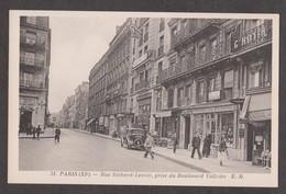 CPA PARIS-Rue Richard-Lenoir,prise Du Boulevard Voltaire-Animée- - Other