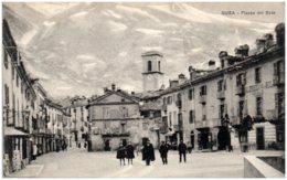 SUSA - Piazza Del Sole - Italien