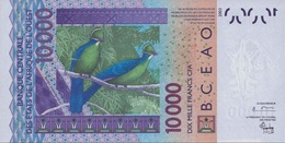 FRANC CFA 10'000 RETOUR D'AFRIQUE - États D'Afrique De L'Ouest