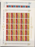 Liechtenstein 1960  World Refugee Year 2v Sheetlets ** Mnh (F7680) - Liechtenstein