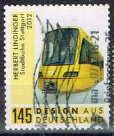 Bund 2018, Michel# 3363 O Stadtbahn Stuttgart Selbstklebend, Self-adhesive - BRD