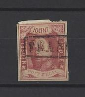 INDE NEERLANDAISE. YT N° 1  Obl  1864 - Indes Néerlandaises
