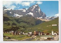 Italy, Italia, Valle D'Aosta, CERVINIA-BREUIL M. 2050, 1961 Used Postcard [22910] - Italy