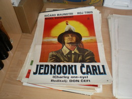 Charley One Eye Ricard Raundtri, Roj Tinis, Nigel Davenport - Posters