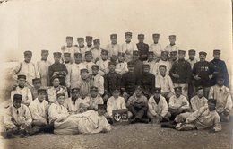 CPA 2480 - MILITARIA - Carte Photo Militaire - Soldats Du 6ème Rgt Colonial - LA VALBONNE - Régiments