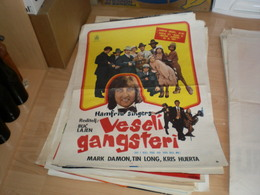 Hamfriz Singers Veseli Gangsteri Kanzas Siti, Mama Lu, Meksiko Karneval, Hej Mr Smit, Mark Damon, Tin Long, Kris Huerta - Posters