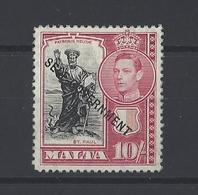 MALTE. YT  N° 215  Neuf *  1948 - Malte