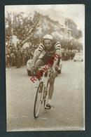 Cyclisme. Photo Belga Sport - Gérard Saint En Plein Effort. 8/03/1959. Paris-Nice-Rome.  Voir Dos. - Cyclisme