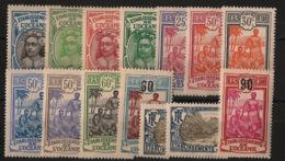 Océanie - 1922-27 - N°Yv. 47 à 60 - Série Complète - Neuf Luxe ** / MNH / Postfrisch - Oceania (1892-1958)