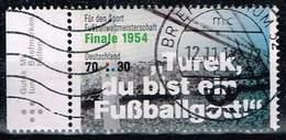 Bund 2018, Michel# 3380 O Für Den Sport - [7] Federal Republic
