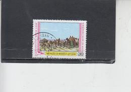 MONGOLIA  1979 - Yvert   1021 - Arte - Pittura - Arte