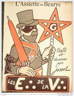L'ASSIETTE AU BEURRE-1904-169-DESSINS JOSSOT-LES E..DE LA V.. - Books, Magazines, Comics
