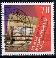 Bund 2018, Michel# 3385 O 275 Jahre Gewandhausorchester - [7] Federal Republic