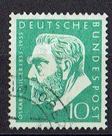 BRD 1955 // Mi. 209 O - Used Stamps