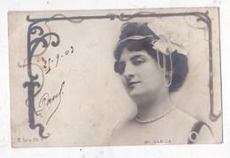 Carte Postale  Madame Garcia - Opera