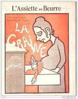 L'ASSIETTE AU BEURRE-1904-178-DESSINS JOSSOT-LA GRAINE - Livres, BD, Revues
