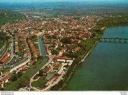 82 - MOISSAC - VUE GENERALE AERIENNE - Moissac